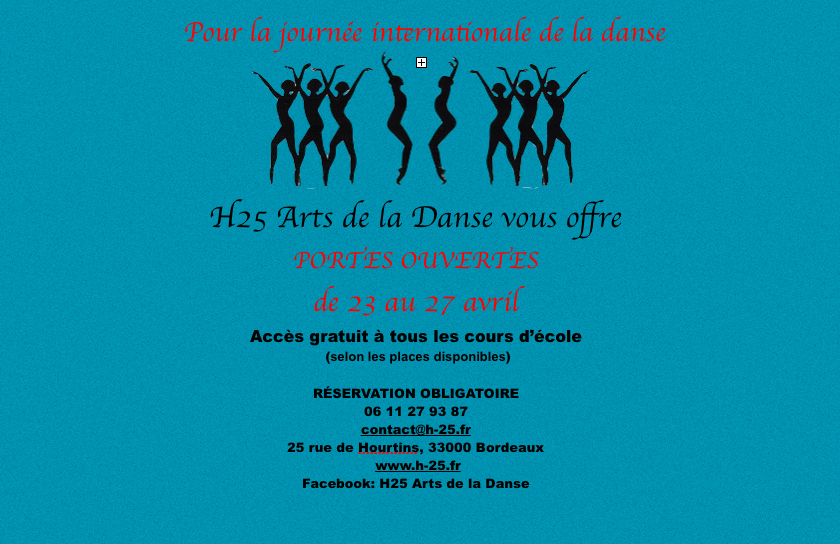 journee de la danse